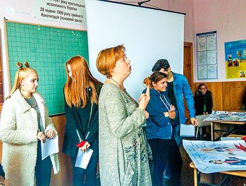 Центр гендерної освіти у ДВНЗ «Харківський коледж текстилю та дизайну»