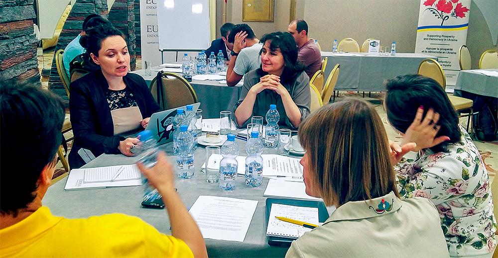 Партнерська конференція Канада-ЄФД