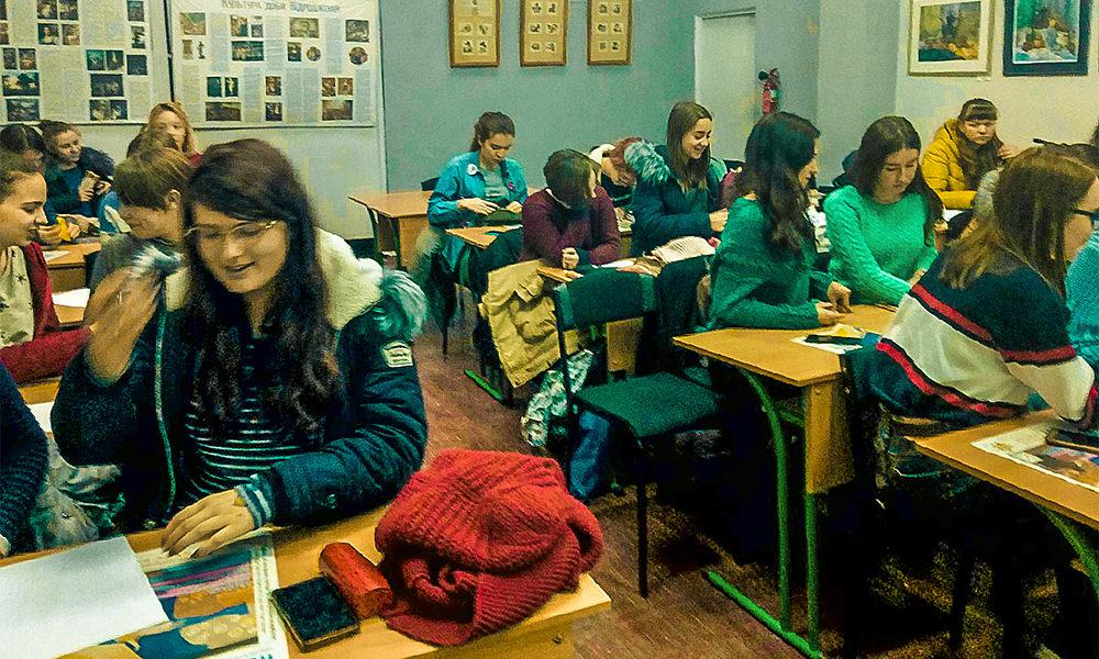 «Креативна журналістика» — лабораторія медіаосвіти для школярства
