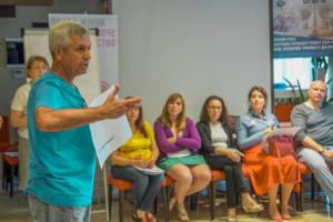 «ВПО та приймаючи громади: розбудова толерантності через діалог»: друга фаза