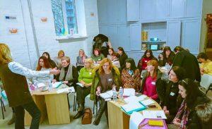 Студія жіночого лідерства розпочала роботу