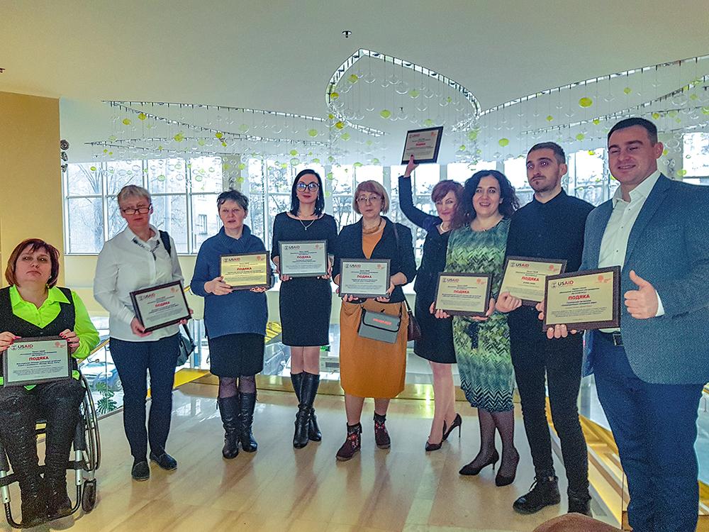 Нові підприємці з Харківщини взяли участь у Всеукраїнському Форумі