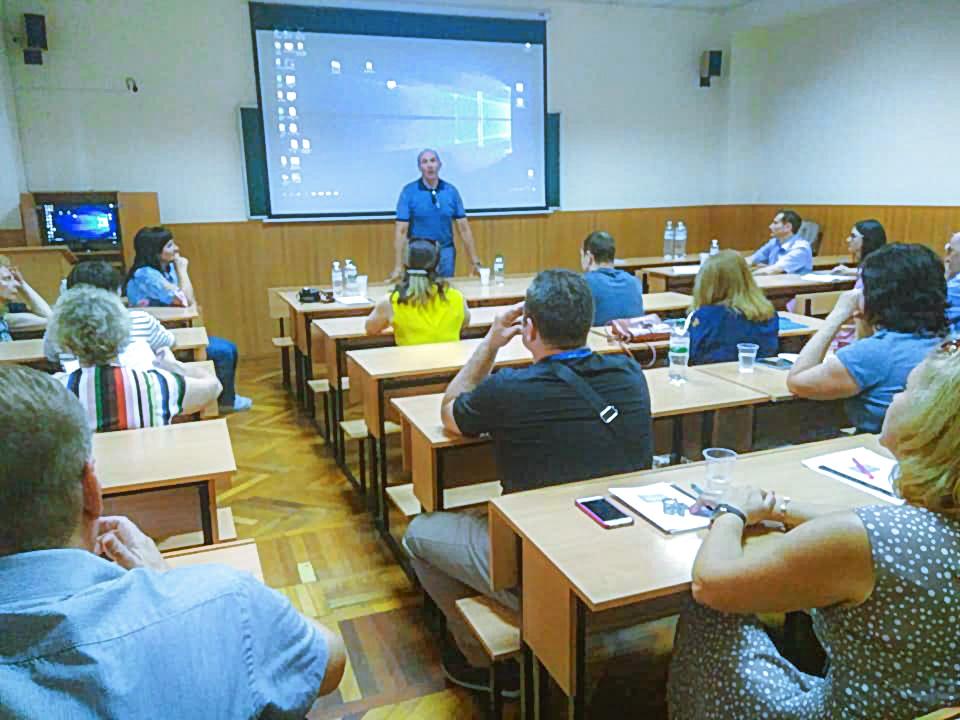 Засідання усноісторичного клубу у Запоріжжі