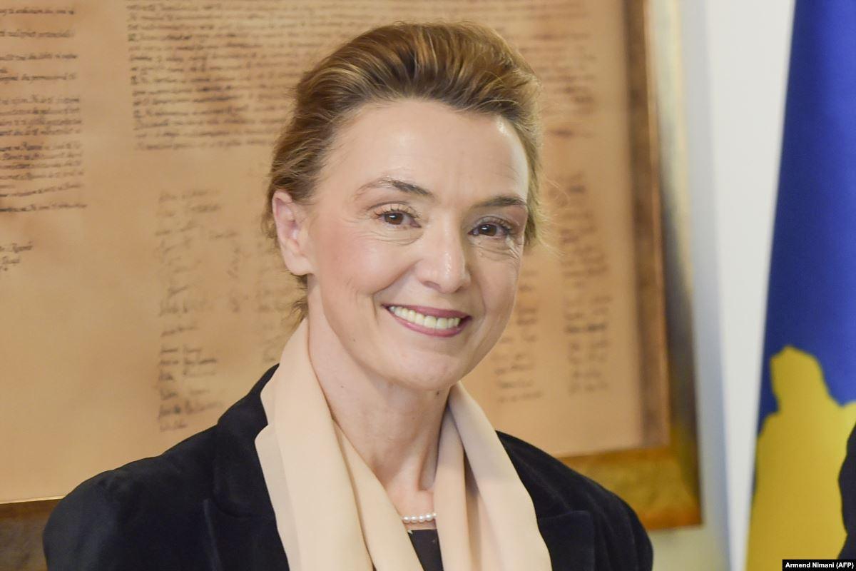 Генсеком Ради Європи обрали хорватку Марію Пейчинович-Бурич
