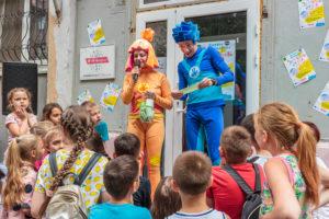 Фестиваль розмаїття мрій: спілкування без меж та упереджень починається з дитинства