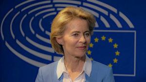 Президенткою Єврокомісії вперше стала жінка