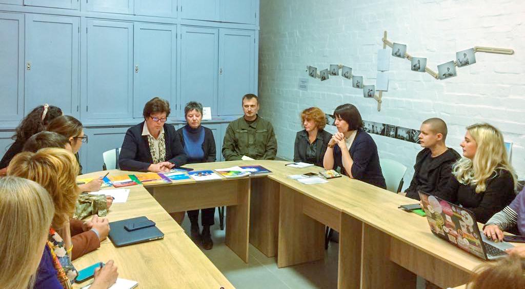 Зустріч із Гендерною уповноваженою Катериною Левченко у Центрі гендерної культури
