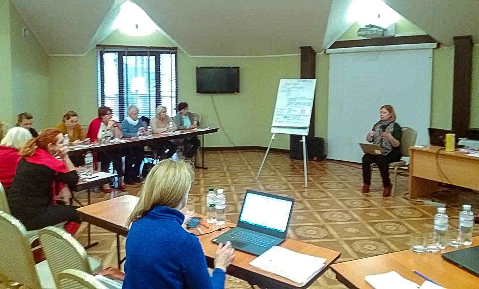 Загальні збори Жіночого консорціуму України