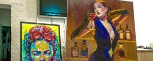 Виставка «Жіночі історії»