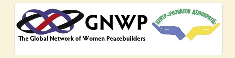 Центр «Розвиток демократії» запрошує до участі у проєкті «Молодь Мир Безпека»