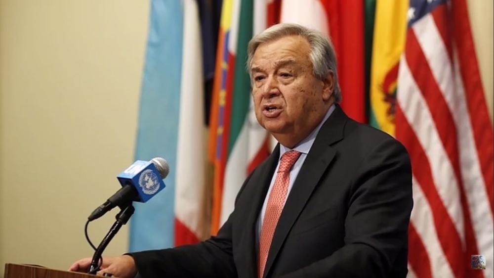 Генеральний Секретар ООН про зростання в умовах пандемії випадків гендерно зумовленого насильства