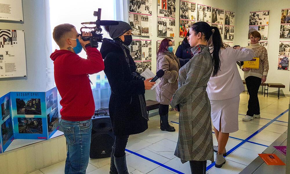 Музей жіночої та гендерної історії подорожує Україною