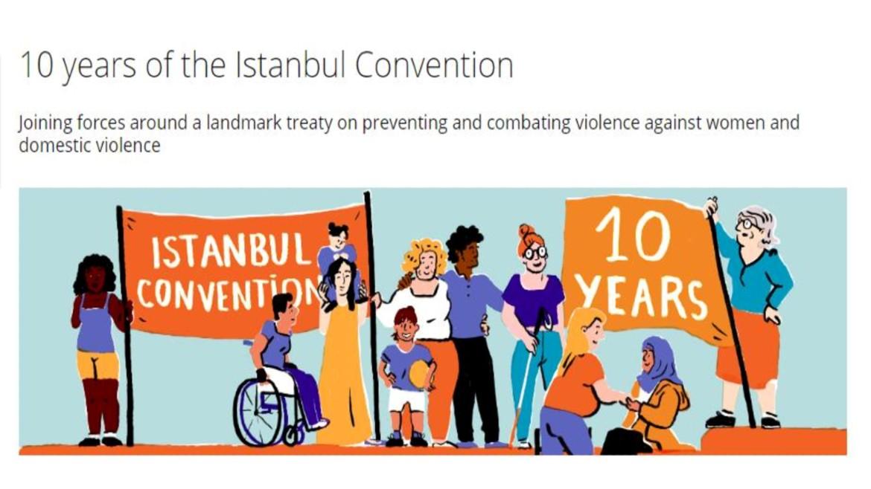 Стамбульській конвенції – 10 років